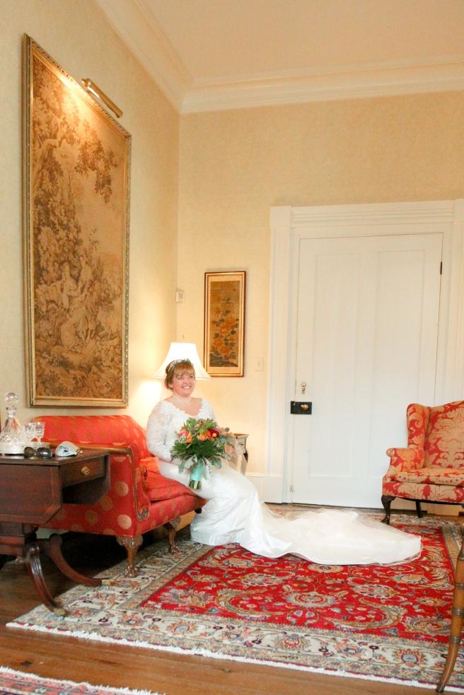 Richardson Wedding in Historic Madison, GA at Thurleston